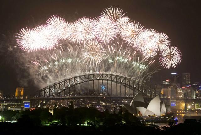 La Ópera de Sídney (Australia). By JASON REED (REUTERS)