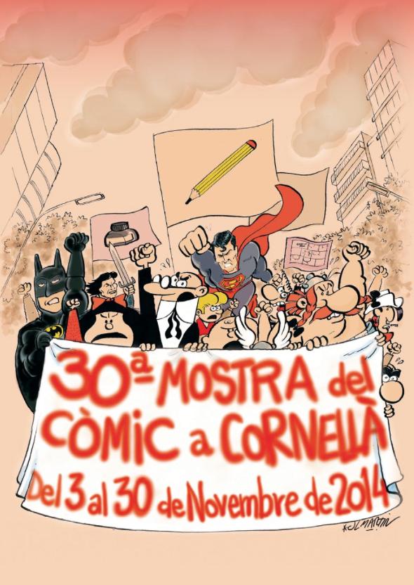 EBDLN-Mostra-de-Comic-2014