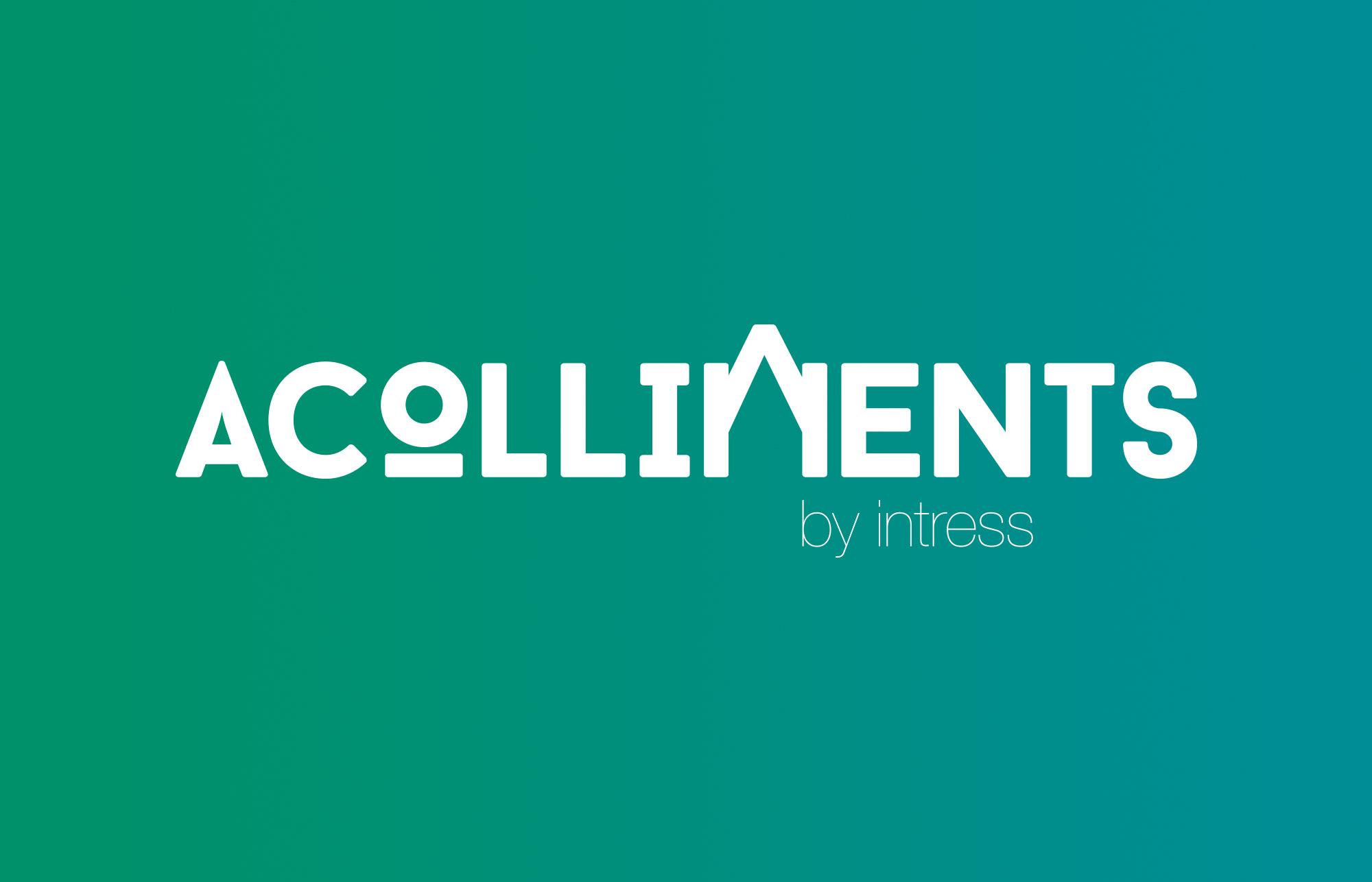 Acolliments, Barcelona, la Negreta, Campanya, Disseny Gràfic, Intress, Logotip, Marca, Branding