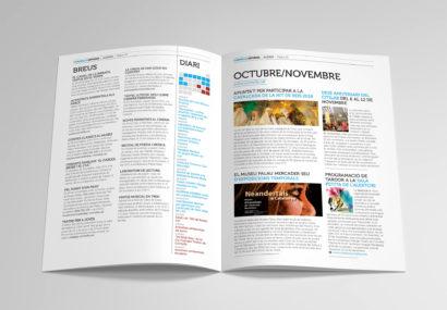 Cornellà Informa, Revista, Magazine, la Negreta, Editorial, Diseño Gráfico, Diseño Editorial