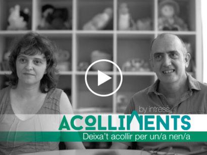 Intress | Acolliments | Vídeo | la Negreta | Campanya, campaña