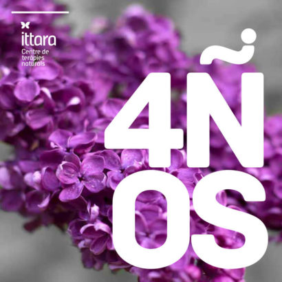 ittara Centre de Teràpies Naturals   4 aniversari, aniversario   la Negreta