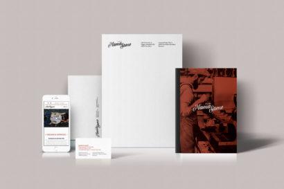 Cafés MamaSame | Branding