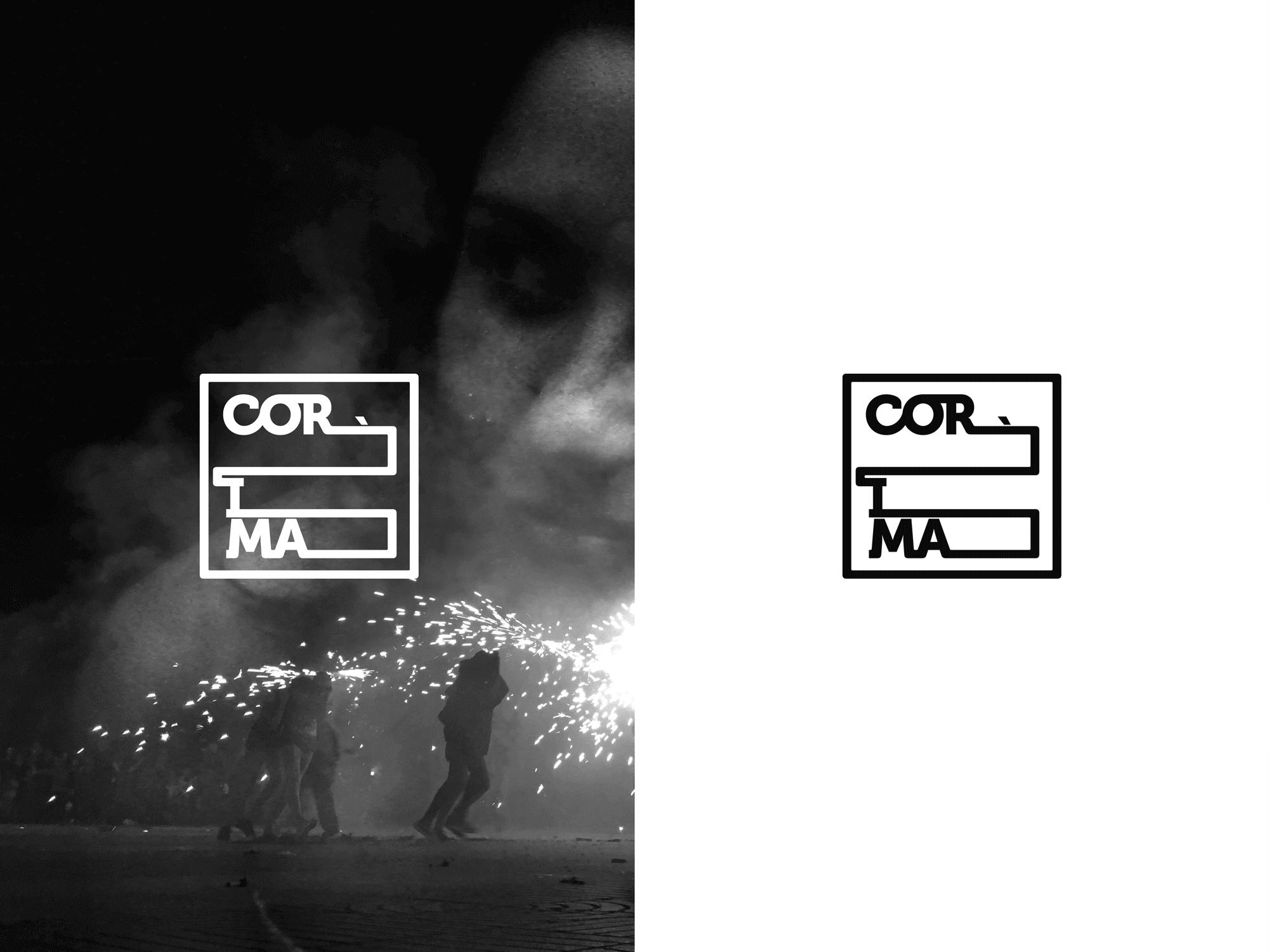 Cornellà Informa, Revista, Magazine, la Negreta, Logotip, Branding, Marca