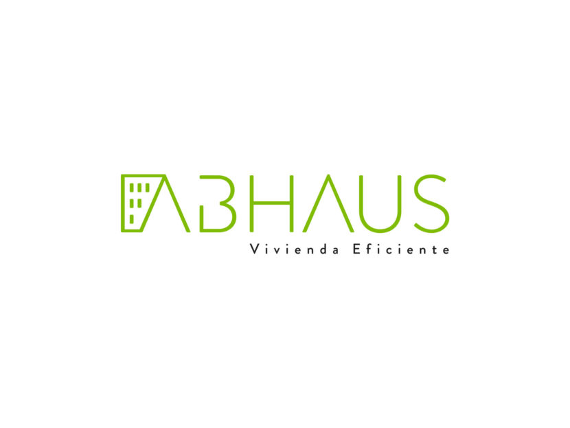 abhaus, Habitatge Eficient, Cases Passives, Rehabilitació Enerphit, Logotip, Marca