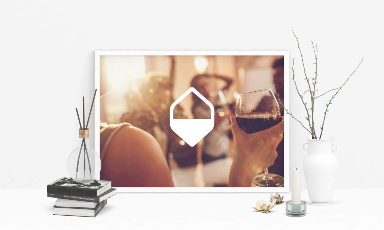 Identitat, Logotip, Marca, Branding, Restaurant, Poster