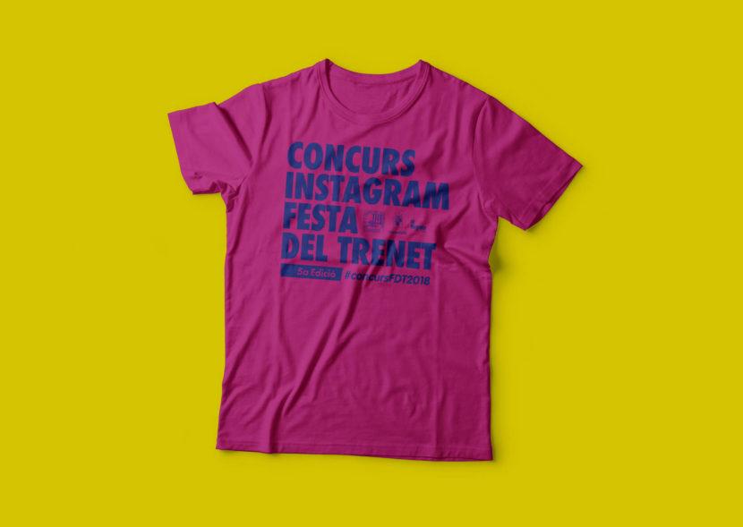la Negreta, ConcursFDT, ConcursFDT2018, Fiesta del Trenecillo, Diseño Gráfico, Cornellà, Barcelona, Cartel, Póster, Flyer, Instagram, Igers, Can Mercader, Fotografías, Fotos, Camiseta, T-shirt,