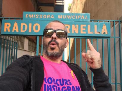 la Negreta, ConcursFDT, ConcursFDT2018, Fiesta del Trenecillo, Diseño Gráfico, Cornellà, Barcelona, Cartel, Póster, Flyer, Instagram, Igers, Can Mercader, Fotografías, Fotos, Camiseta, T-shirt, Radio Cornellà